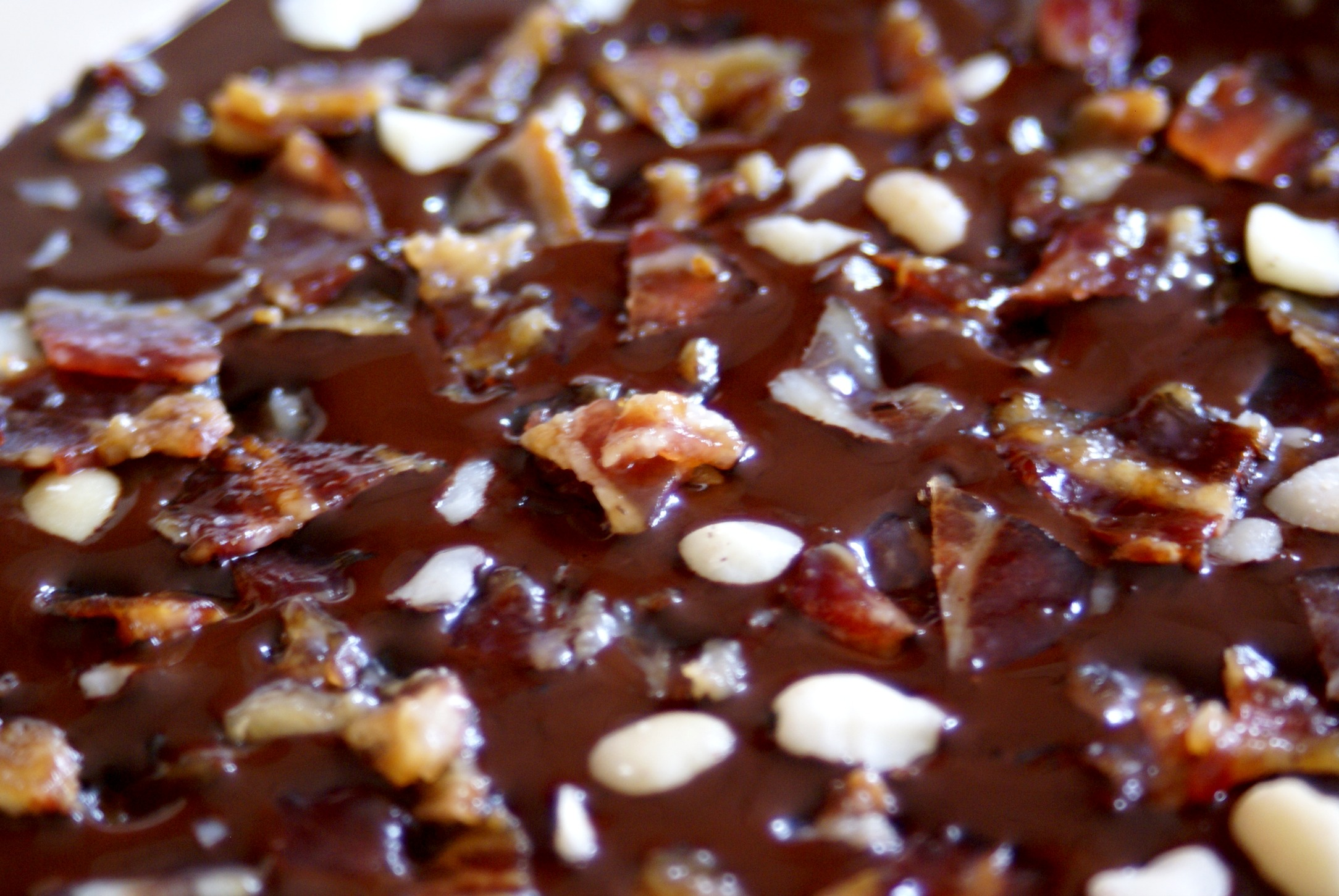 bacon bark
