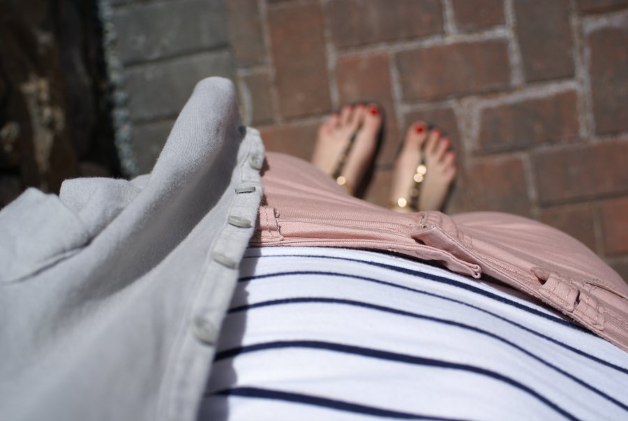 stripes and pastels