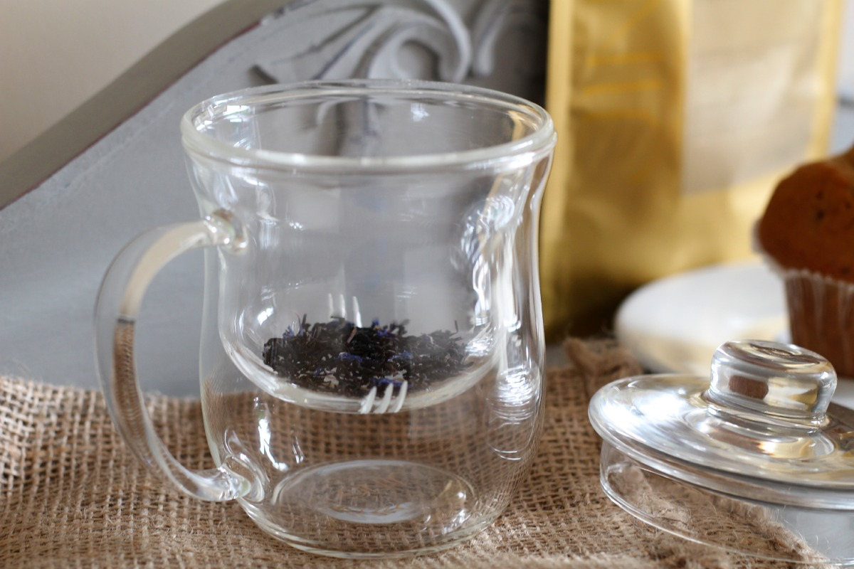 loose leaf tea infuser