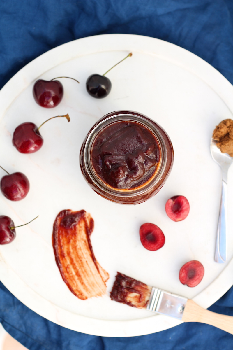 Cherry Barbecue Sauce - A Life of Geekery